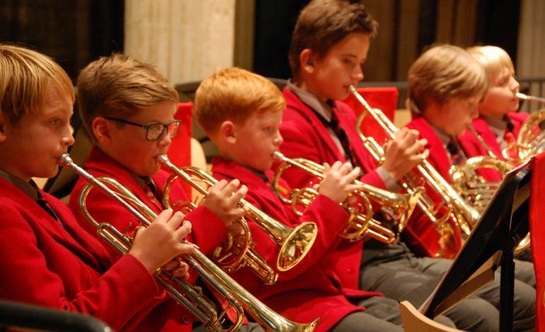 Prebendal School Musicians
