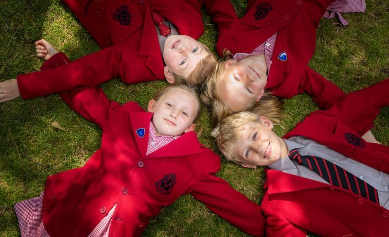 Prebendal School Pupils