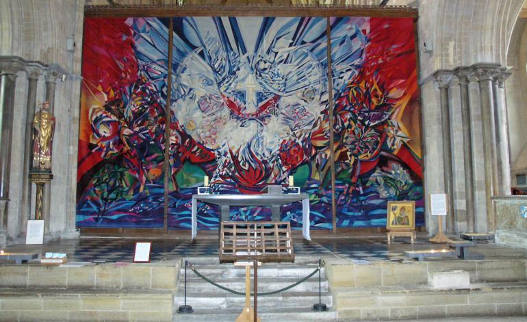 Benker-Schirmer Tapestry