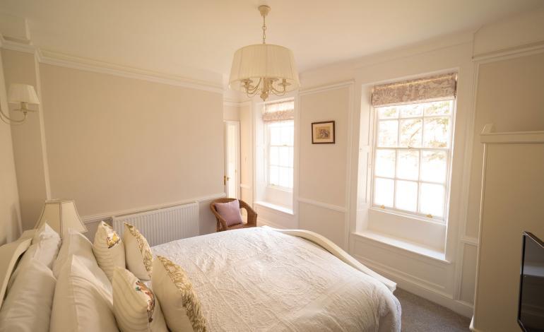 Double Bedroom at 2 St Faiths