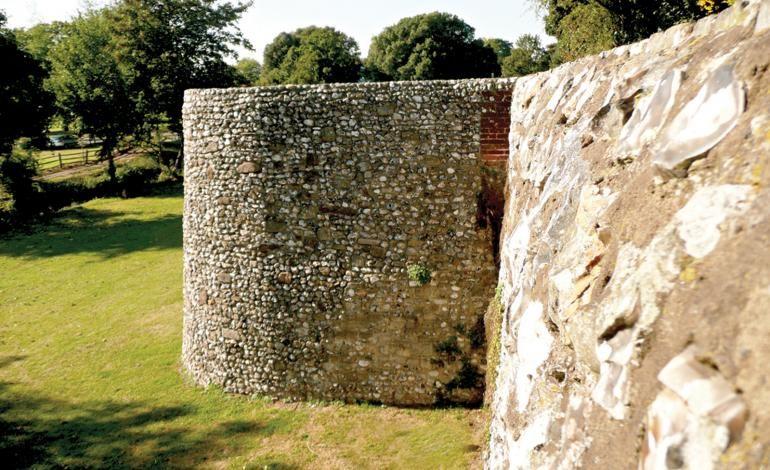 City Walls bastion