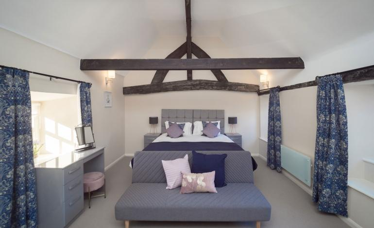 Bedroom at Canon Gate