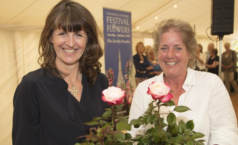 Emma Bridgewater launches Festival of Flowers 2018