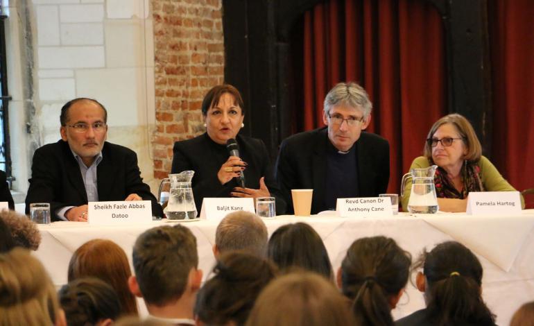 Interfaith Panel