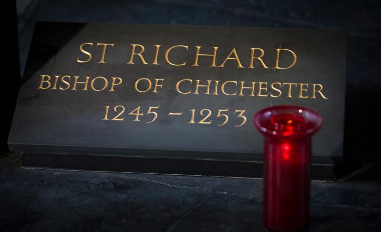 St Richard's Shrine