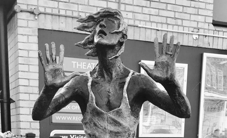Sculpture by Vincent Gray
