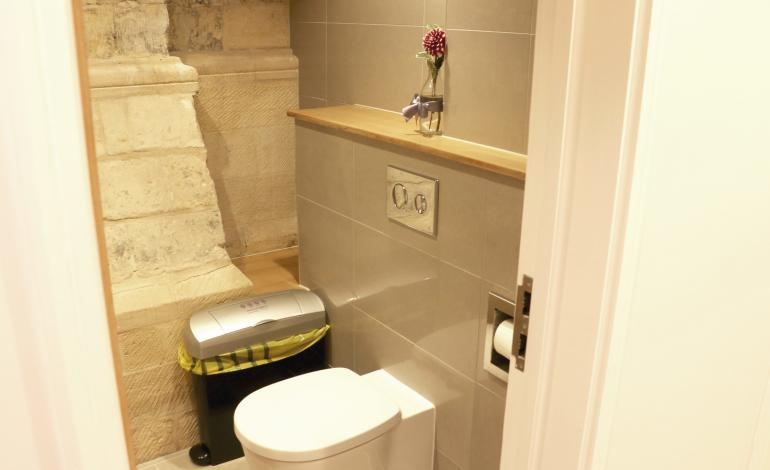 New Cathedral Toilets