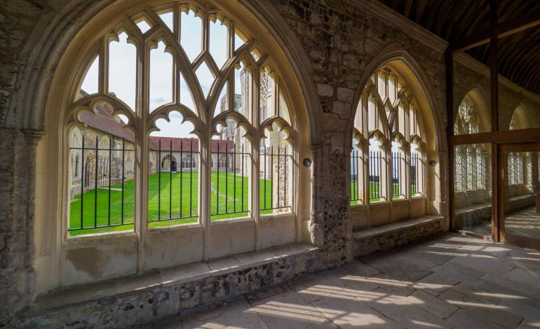 The Cloisters and Paradise